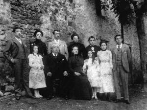 FAMILIA GARAGORRI MENDIZABAL
