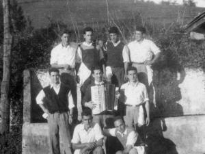 1930. urteko kintoak.