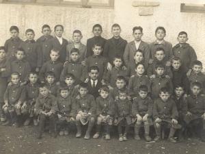 Eskolako mutikoak 1925-26 ikasturtean, (B).