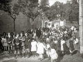 CELEBRACION DE UNA PROCESION RELIGIOSA EN HERNANI. (Foto 3/4)