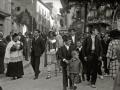 CELEBRACION DE UNA PROCESION RELIGIOSA EN LA LOCALIDAD DE HERNANI. (Foto 7/8)