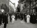 CELEBRACION DE UNA PROCESION RELIGIOSA EN LA LOCALIDAD DE HERNANI. (Foto 8/8)