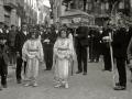 CELEBRACION DE UNA PROCESION RELIGIOSA EN LA LOCALIDAD DE HERNANI. (Foto 5/8)