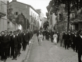CELEBRACION DE UNA PROCESION RELIGIOSA EN LA LOCALIDAD DE HERNANI. (Foto 6/8)