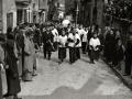 CORTEJO FUNEBRE POR LAS CALLES DE HERNANI. (Foto 1/4)