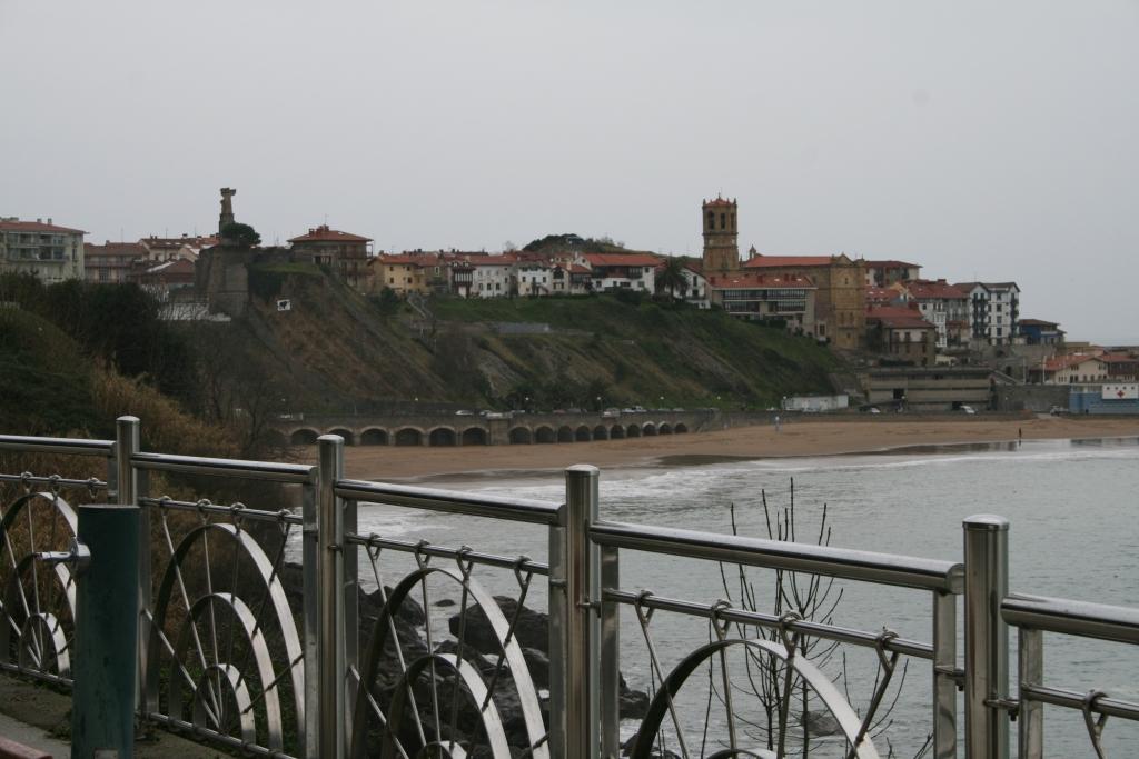 Zarautz-Getaria Paseo por la costa