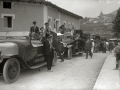 DIFERENTES MODELOS DE AUTOMOVILES APARCADOS EN EL BARRIO DEL PUERTO DE HERNANI. (Foto 1/1)