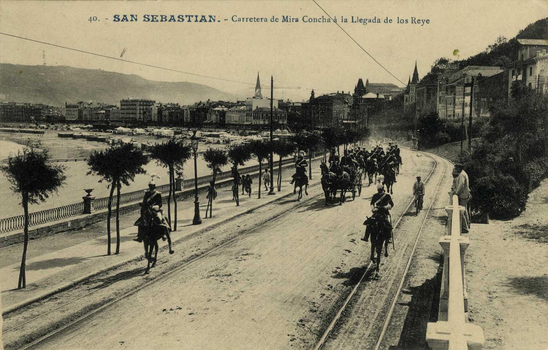 Carretera La Concha