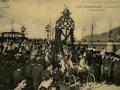 San Sebastián : carnaval de 1909 : caravana ciclista / Cliché González