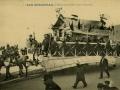 San Sebastián : carnaval de 1909 : circo ambulante / Cliché González