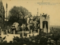 San Sebastián : carnaval de 1909 : menagerie de Mr. Sinivaldo Pezon / Cliché González