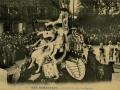 San Sebastián : carnaval de 1909 : la esgrima / Cliché González