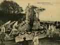 San Sebastián : carnaval de 1909 : alegoría de la música / Cliché González