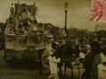 San Sebastián : carroza de las Reinas en el carnaval