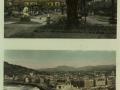 San Sebastián : jardines y Ayuntamiento = jardins et Hotel de la ville ; San Sebastián : ensanche del barrio de Gros = cartier de Gros