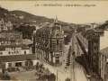 San Sebastián : calle de Miracruz y Ategorrieta