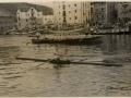 Orio : regata de traineras en el río Oria