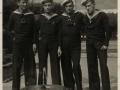 Tripulantes del Crucero Baleares hundido durante la Guerra Civil
