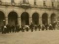 Hernani : bailes populares durante la festividad de San Juan en la plaza