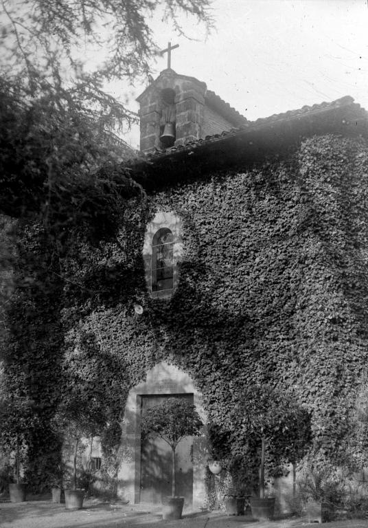 """Vergara. Ermita de Sta Ana"""