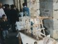Eskulan-erakusketa San Isidro eguneko ferian