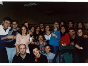 """Equipo """"Esta es mi gente"""" 2003"""