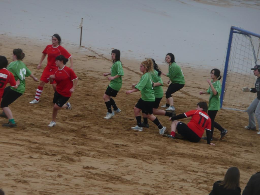 Playero futbol txapelketa, ZARAUTZ 2010