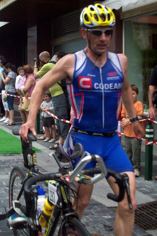 Zarauzko triatloia 2009