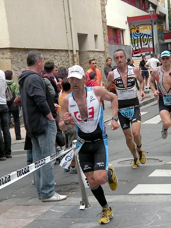 Zarauzko Triatloia 2010