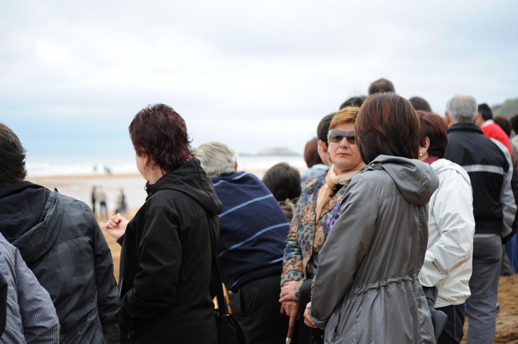 Zarauzko zaldi lasterketa 2010