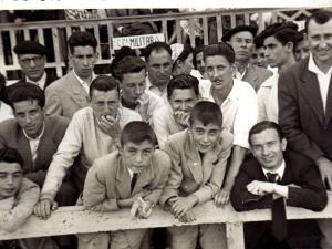 Stadium Gal Irun 1952