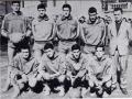 Equipo baloncesto La Salle  Irun 1965