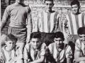 Equipo 4º bachiller La Salle 1964