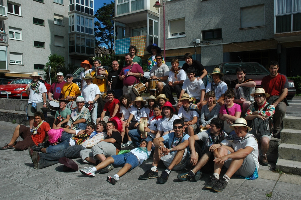 San Pelayo - Oilasko biltzea 2008