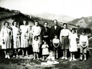 GOROSKINDEGIKO ETXABETARRAK 1943 URTE INGURUAN