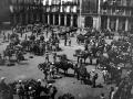 Gasteizko mendiko artilleria Tolosako Euskal Herria plazan