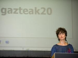 Aurkezpena Gazteak 20