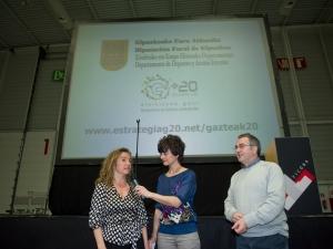 Presentación Gazteak20