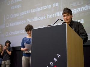 Presentación Gazteak 20