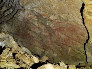 Gran bisonte rojo de Altxerri