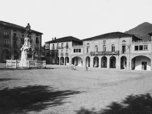 Zumarragako plaza.