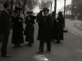 GRUPO DE MUJERES POSTULANTES POR LAS CALLES DE SAN SEBASTIAN. (Foto 12/20)