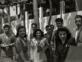 GRUPO DE PERSONAS EN EL RESTAURANTE ARANZABI DE AMASA EN VILLABONA. (Foto 2/7)