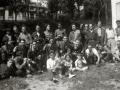 GRUPOS DE MILICIANOS CON SUS ARMAS EN LA LOCALIDAD DE ALEGIA. (Foto 5/10)