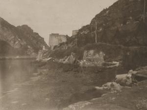 Castillo Santa Isabel en Pasai Donibane