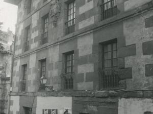 Casa Arizabalo, en Pasai Donibane