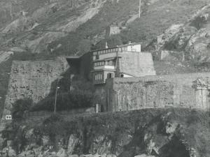 Castillo Santa Isabel, en Pasai Donibane