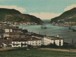 Puerto de Pasaia desde Don Bosco