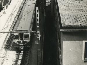 Estación de tren de Pasaia-Molinao