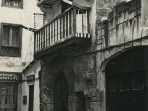Ruina de la vivienda de la calle San Juan, 104